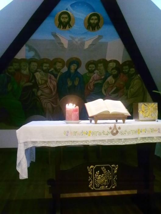 Capela carmelitanilor