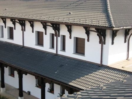 Mănăstirea carmelitană de la Snagov