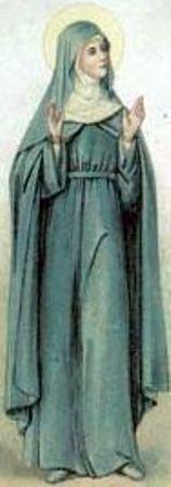 Fer. Iuliana de Liège (1192-1258), comemorată în Biserica Catolică la data 6 aprilie