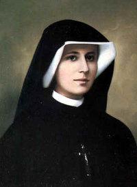 Sf. Maria Faustina Kowalska (1905-1938)
