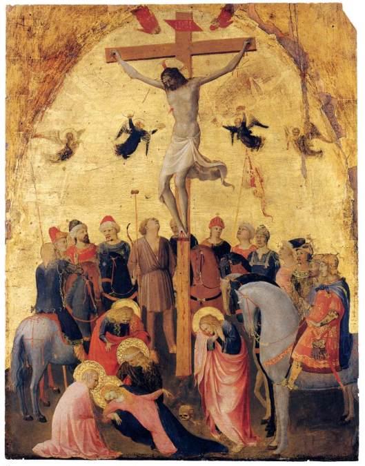 "Fra Angelico - ""Rastignirea"" (1420)"
